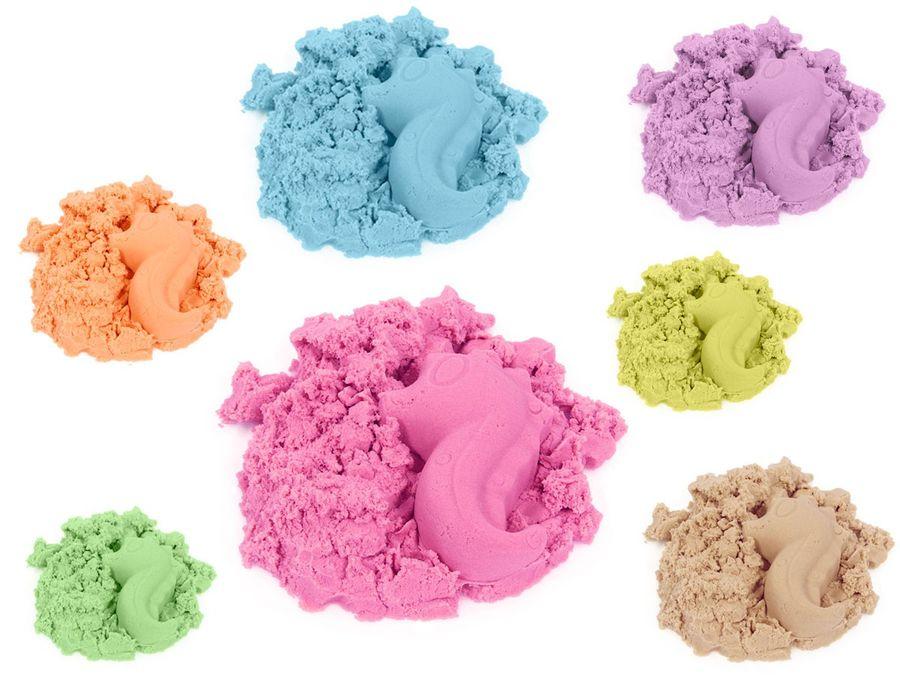 Alsino Playsand Indoorsand Beutel Sand wiederverschließbar kinetischer Sand 500g 1000g 2000g
