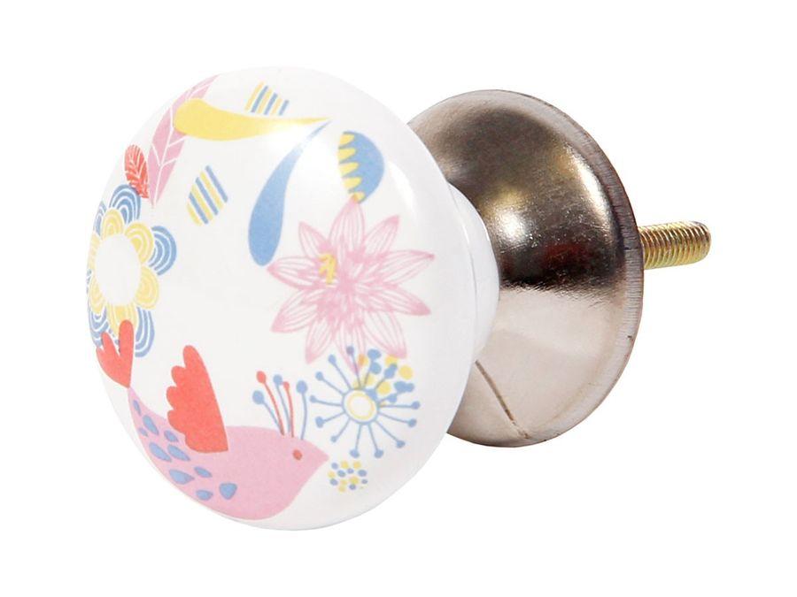 Möbelknöpfe Keramik Vintage – Bild 17