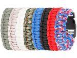 Alsino Paracord Armband Paracordarmband Kordel Survival Outdoor Bracelet Paraarmband