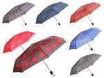 Parapluie pliable pliant moderne très robuste résiste aux grands vents accéssoire hiver homme femme pluie