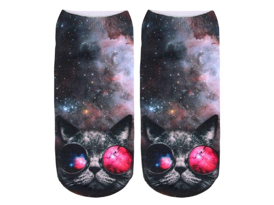 Sneaker Socken bedruckt mit Motiv – Bild 15
