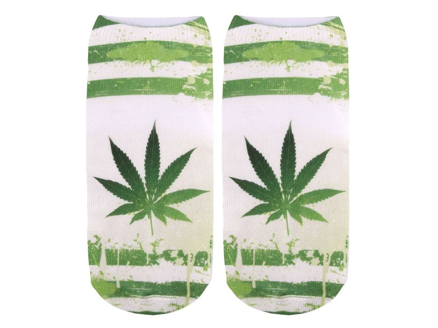 Sneaker Socken bedruckt Söckchen Füßlinge – Bild 12