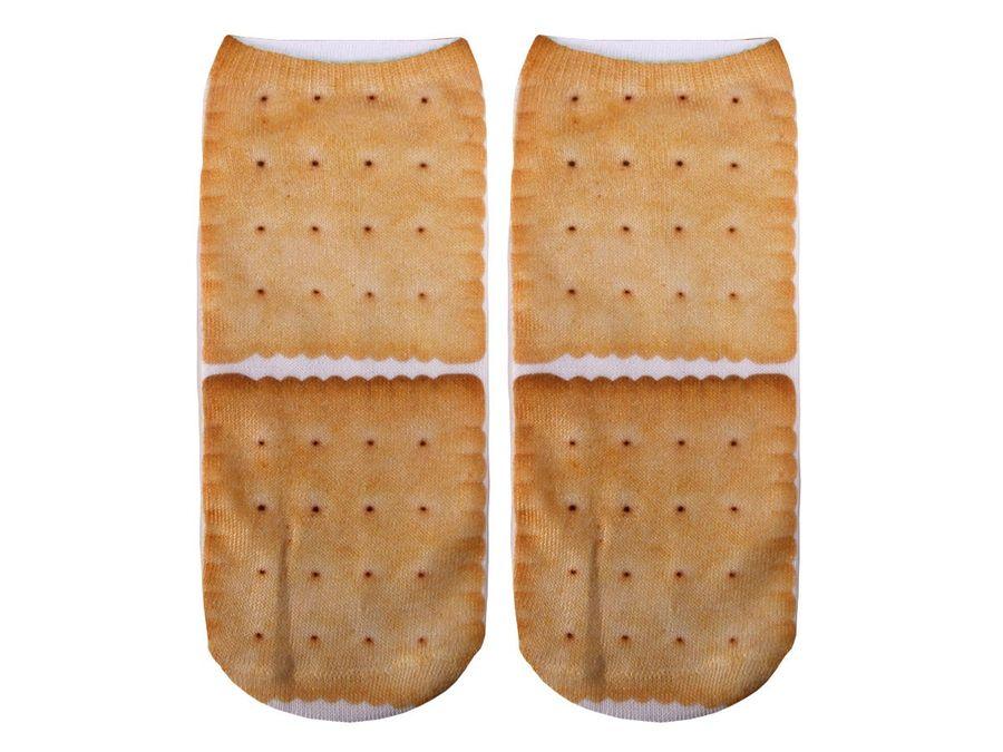 Sneaker Socken bedruckt Söckchen Füßlinge – Bild 17