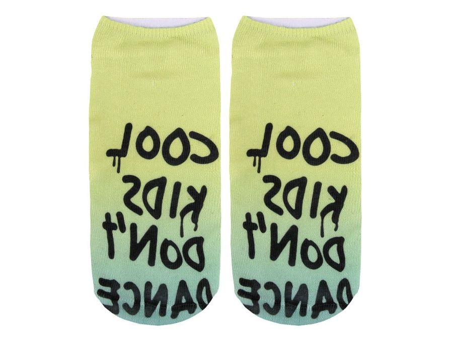 Sneaker Socken bedruckt Söckchen Füßlinge – Bild 23