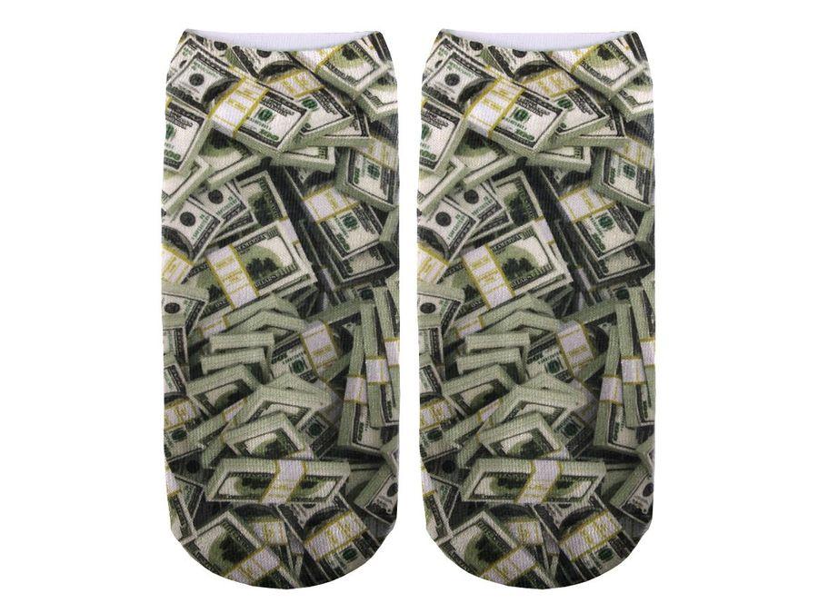 Sneaker Söckchen Füßlinge bedruckt 3D Motiv Socken – Bild 25