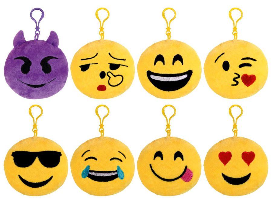 Emojicon Schlüsselanhänger Ø 12 cm