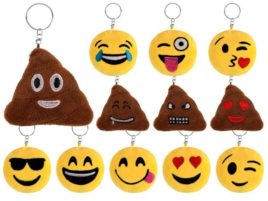 Emojicon Schlüsselanhänger Ø 5 cm – Bild 1