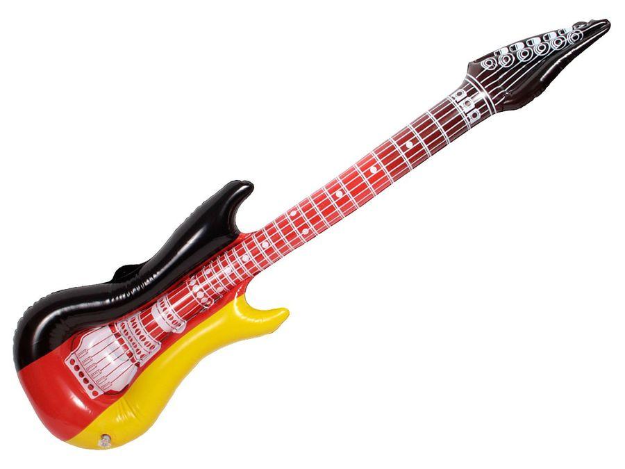 Alsino aufblasbare Luftgitarre 00/0828 Deutschland 100 cm Luftgitarren Air Luft Guitar