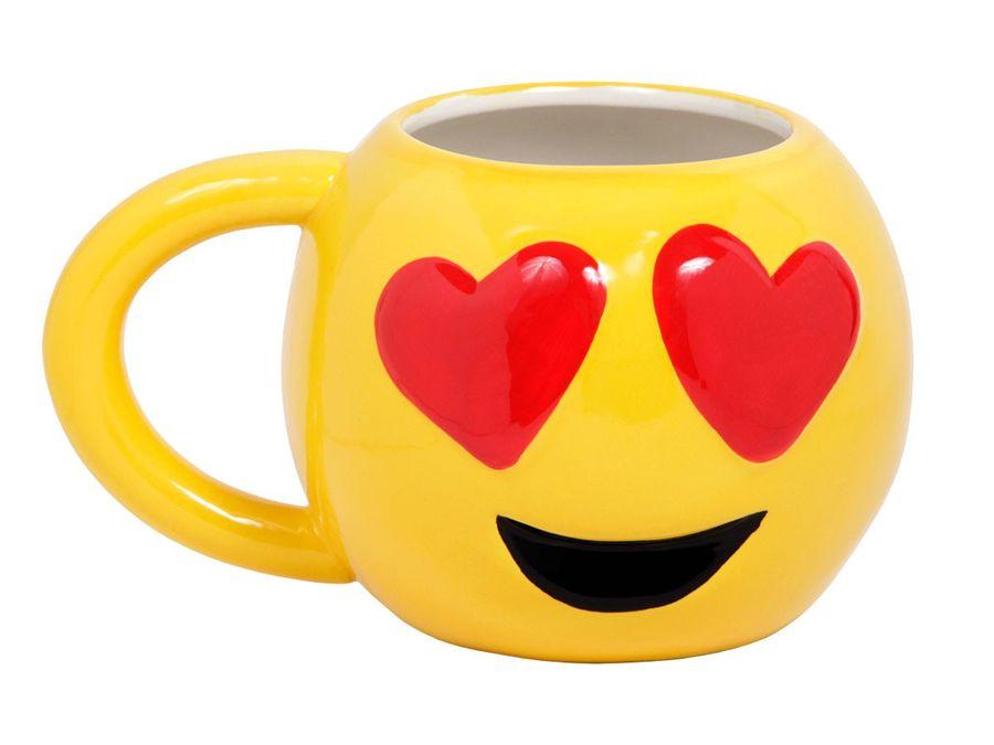 Lustige Emojicon Tassen – Bild 10