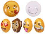 Emojicon Maske Karneval Masken
