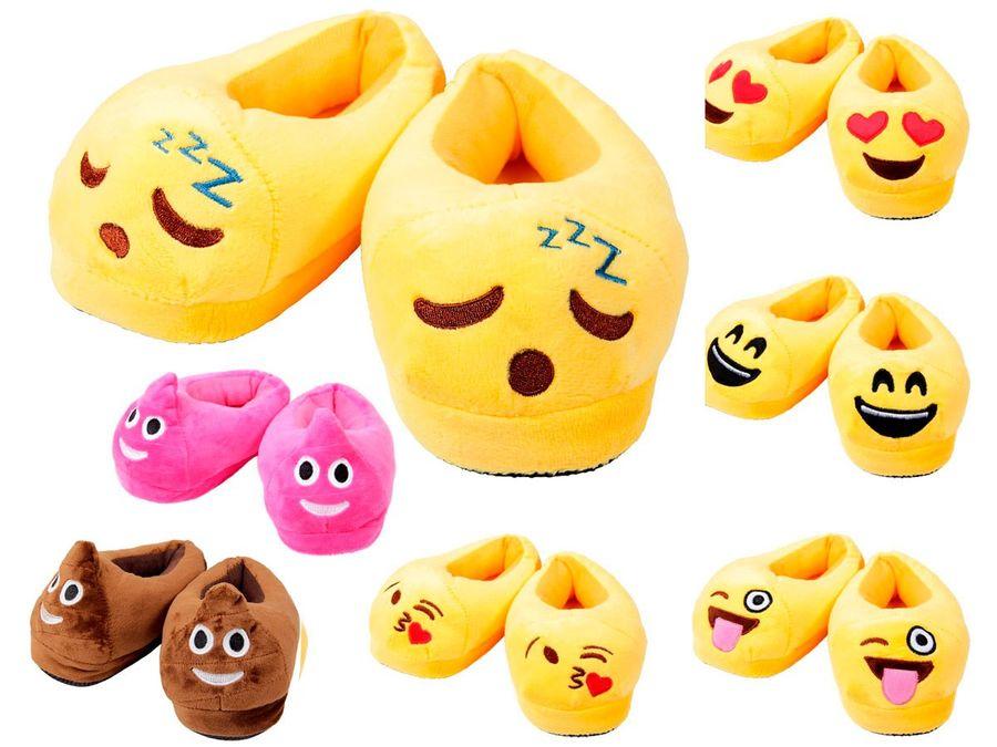 Emojicon Hausschuhe