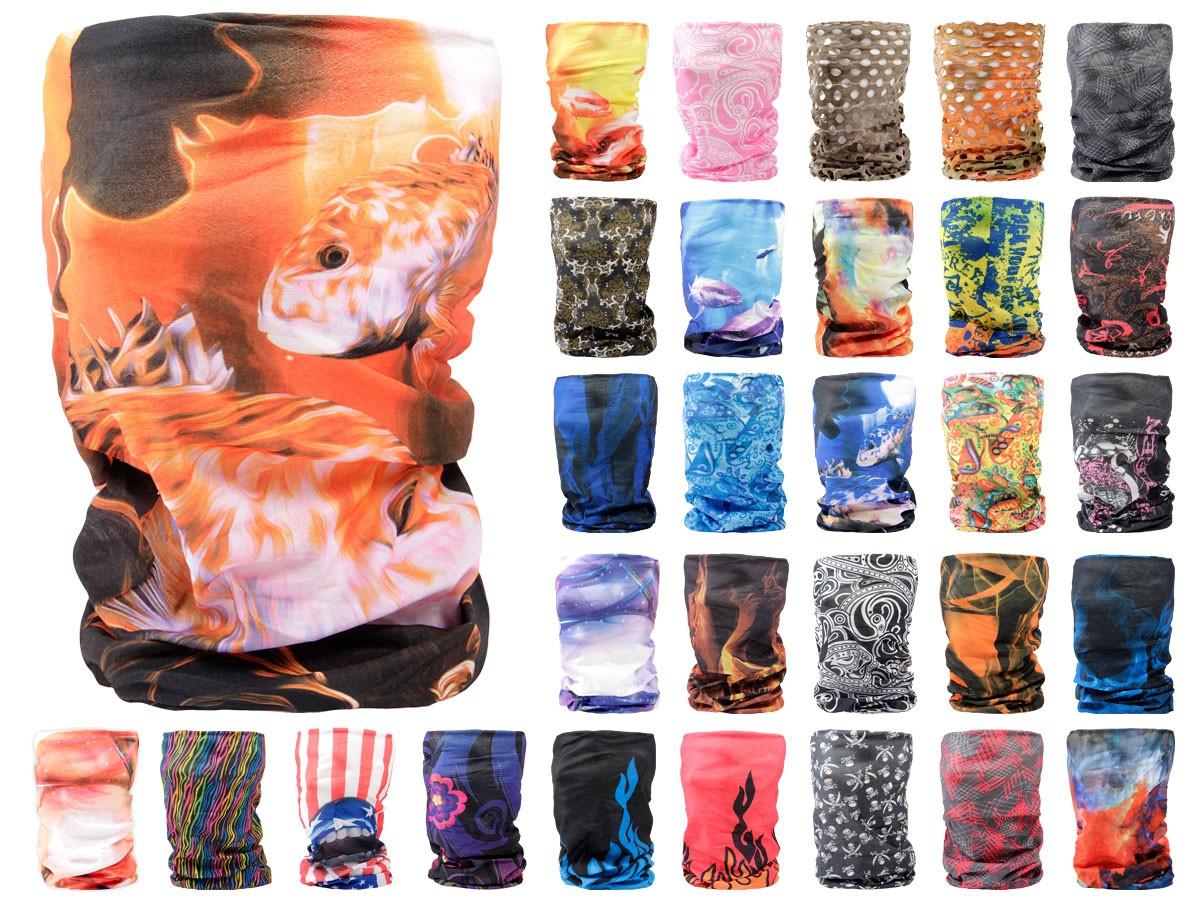 bieten viel größte Auswahl wie man bestellt Details zu Multifunktionstuch in verschiedenen Farben Halstuch  Schlauch-Tuch Multi-Tuch