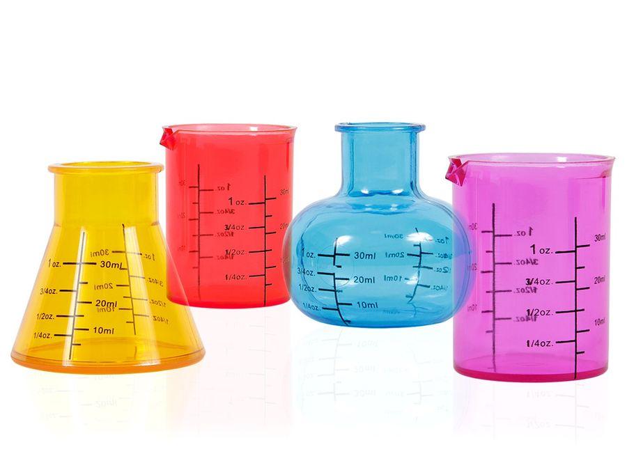 Shooter 93/2083 Pinnchen als Chemieglas 50ml