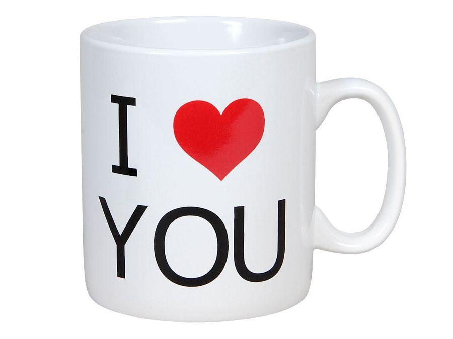 I Love You Kaffeebecher ALSINO