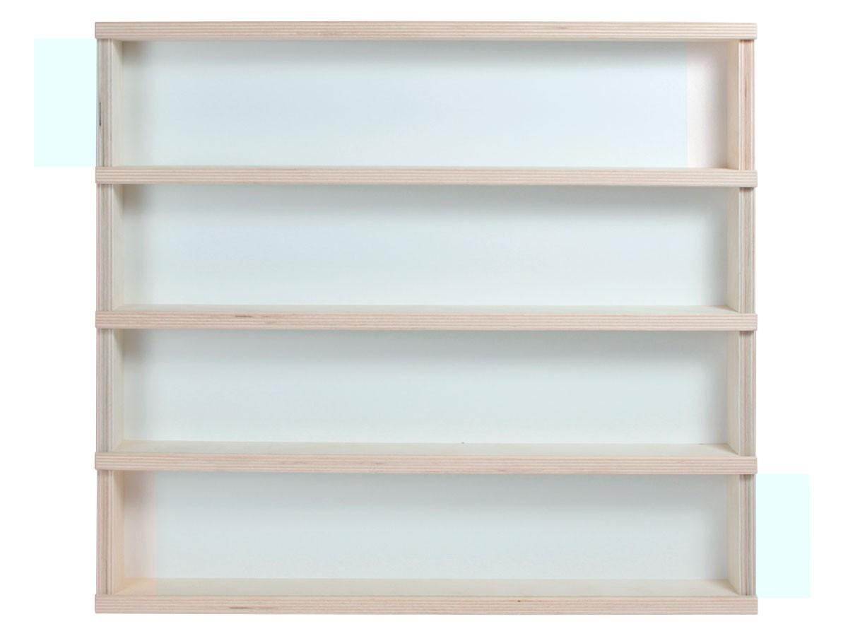 nagellack vitrine regal nagellacke display kosmetik aufbewahrung v33 von alsino vitrinen holz. Black Bedroom Furniture Sets. Home Design Ideas