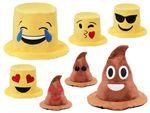 Verrückter Emojicon Sepplhut ALSINO
