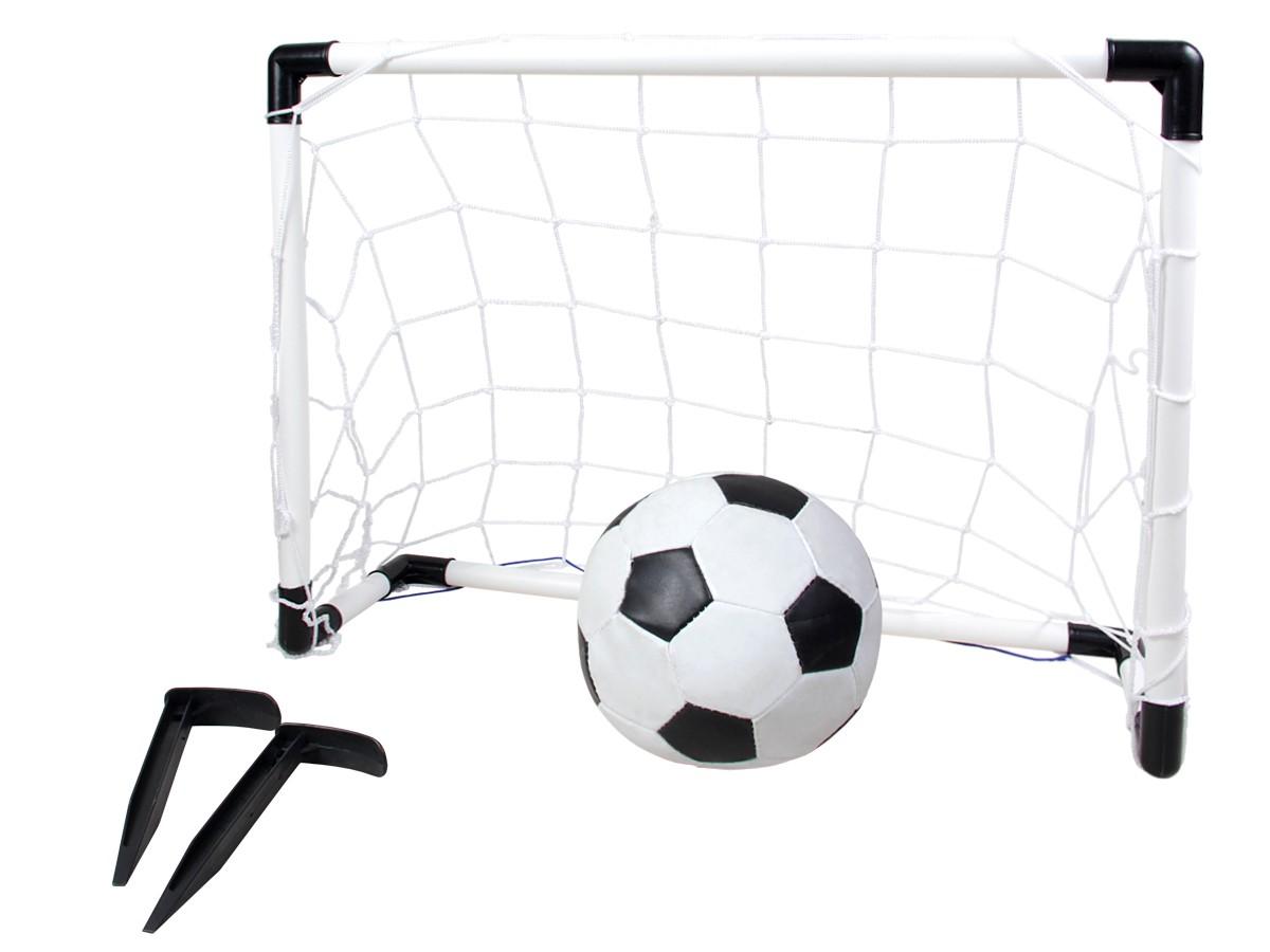 2 tlg soccer set kinder fu balltor garten ball spiel 8611 mini tor fu ball 8611 ebay. Black Bedroom Furniture Sets. Home Design Ideas