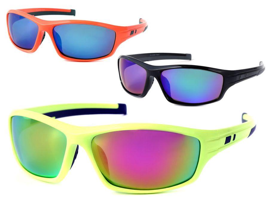 LOOX Pilotenbrille Sonnenbrille Vintage Herren Damen Retro Modell Venezia 117 von ALSINO