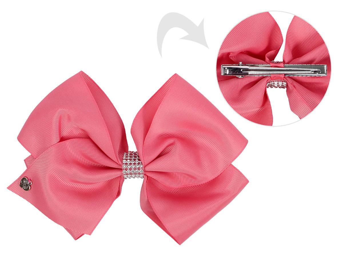 haar schleife mà dchen bow groà pink schleifen xxl haar clip