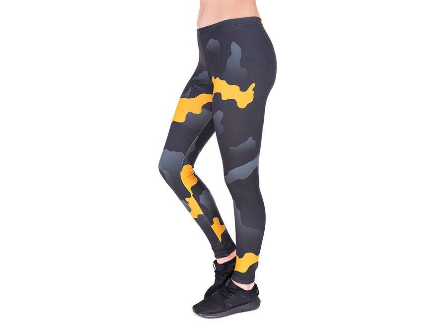 Print Leggings für Damen mit Muster ALSINO – Bild 12