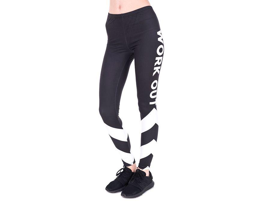 Print Leggings für Damen mit Muster ALSINO – Bild 19