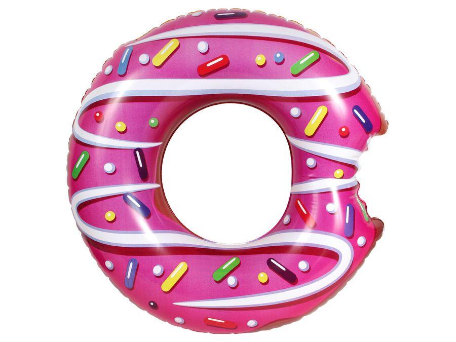 Donut Schwimmring XXL mit Biss 50-122 cm – Bild 5
