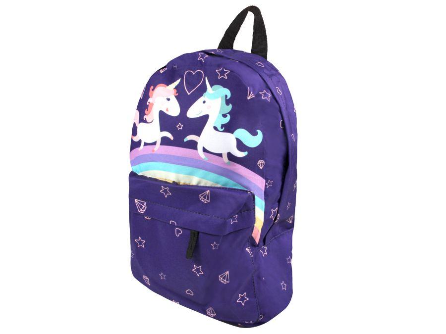 Einhorn Schulrucksack für Kinder Modell a052