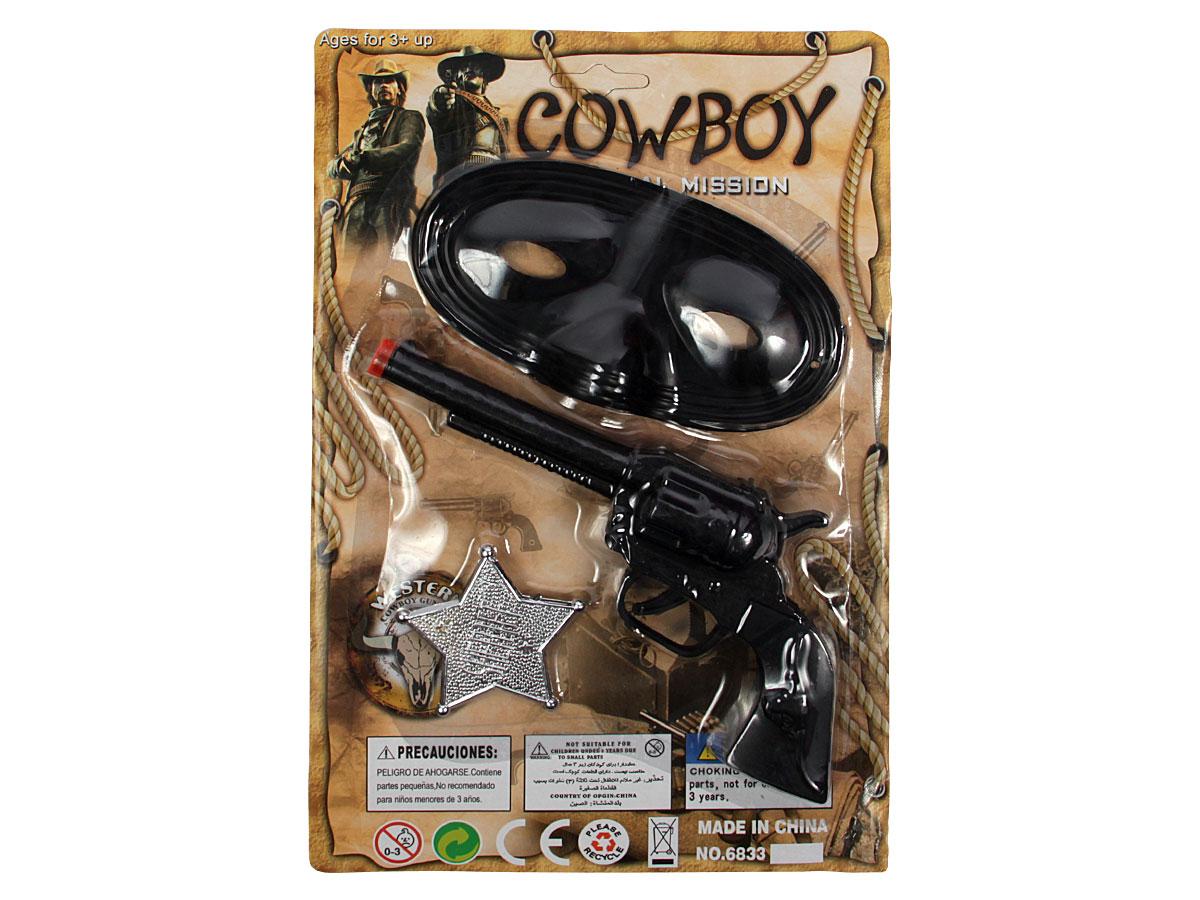 Spielzeug Western Revolver Set LG2792