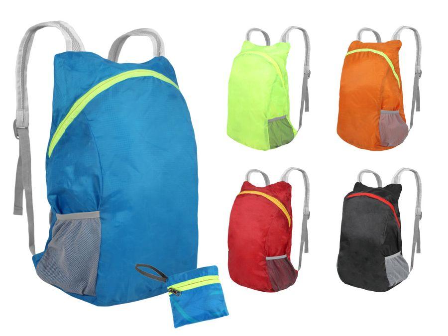 Rucksack ultraleicht falbar Tasche 30x45cm 12 L  für Wandern Trecking Outdoor von Alsino