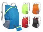 Rucksack ultraleicht falbar Tasche 30x45cm 12 L  für Wandern Trecking Outdoor von Alsino 001