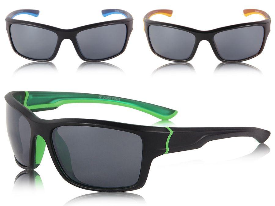 Alsino Loox Sonnenbrille Arles Sportbrille Fliegerbrille Damen Herren Unisex  - Gläser aus Polycarbonat - stabiles Gestell