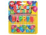 Happy Birthday Kuchen Geburtstagsdeko P812016 Torte Deko Geburtstag Kerzen von ALSINO