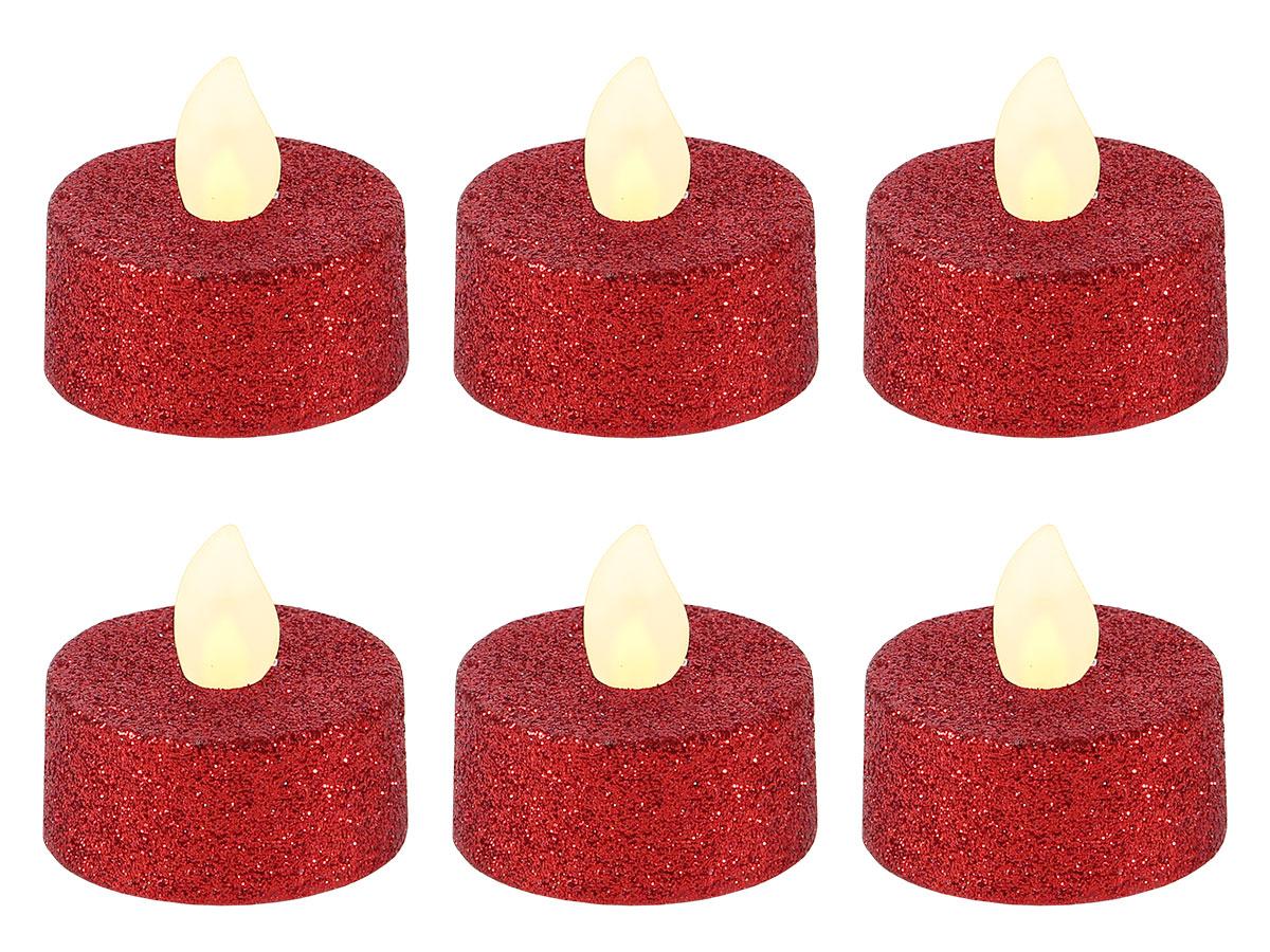 Bougies A Led Scintillante Tl 14 Style Chauffe Plat Bougie