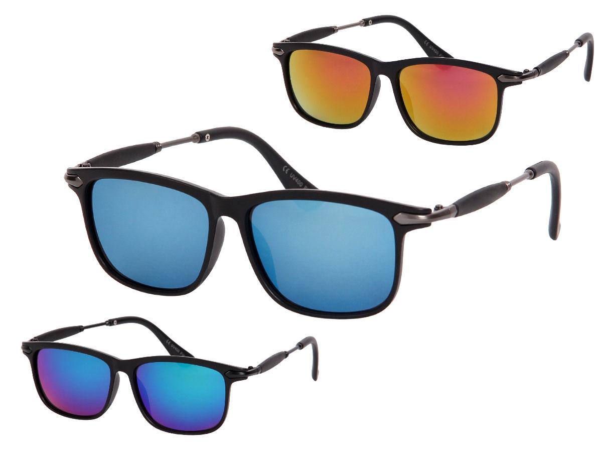 Viper Sonnenbrille für Frauen Retro Design