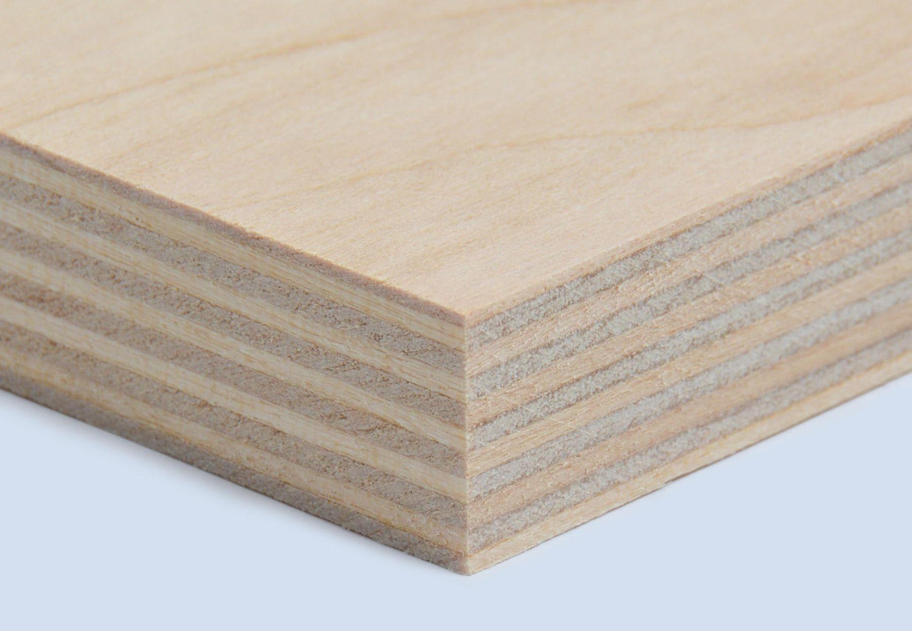 Stallmann Design Sperrholz-Platte 10x40 5mm St/ärke Multiplex Zuschnitt Birke Qualit/ät B//BB Holzplatte f/ür Regalb/öden oder zum basteln Laubs/äge-Holz Bastelholz
