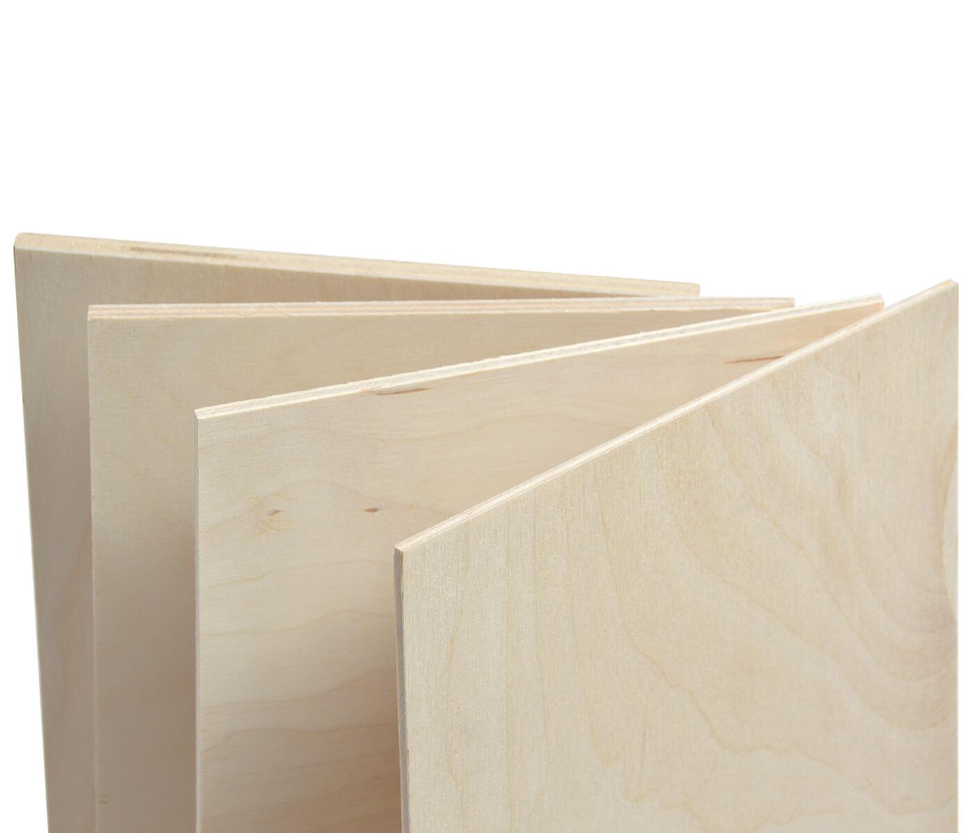 Sperrholz Platten Multiplexplatte Zuschnitt Birke Multiplex Holzplatte 3//4//6mm