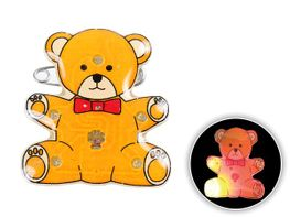 Blinki Anstecker Blinky Brosche Pin Button Teddy 28