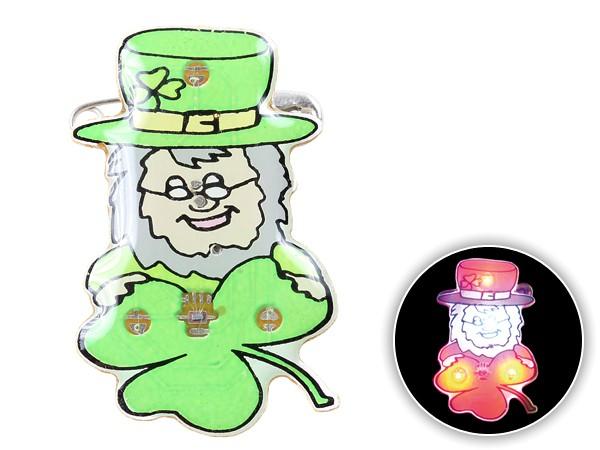 Blinki Anstecker Blinky Brosche Pin Button Glücksbringer 136