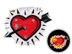 Blinki Magnet Heart with arrow 22