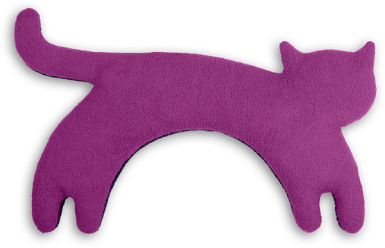 Warming pillow | Minina the cat | standing | big – Bild 2