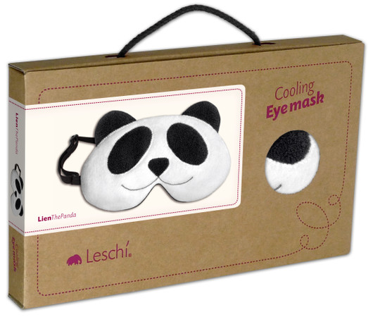 Eye mask | Lien the panda Colour: Midnight / Midnight – Bild 2