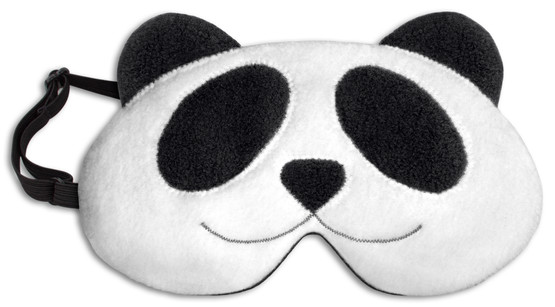Eye mask | Lien the panda Colour: Midnight / Midnight – Bild 1