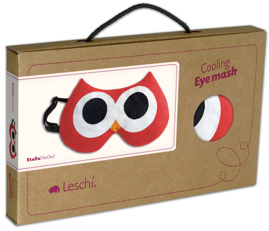 Eye mask | Stella the owl – Bild 4