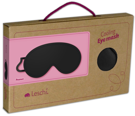 Eye mask | Peanut Colour: Midnight / Midnight – Bild 3
