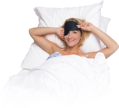 Eye mask | Peanut Colour: Midnight / Midnight – Bild 2