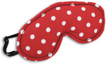Polka dot red / Midnight