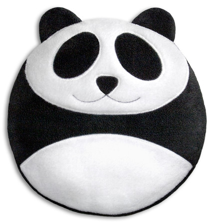Warming pillow | Bao the panda Colour: Midnight / Midnight – Bild 1