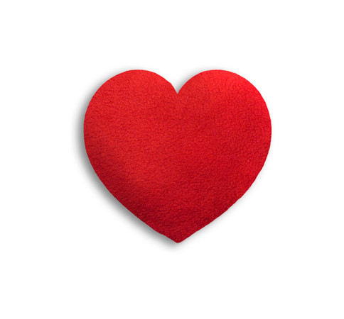 Warming pillow | Warming Heart | small Colour: Fire – Bild 1