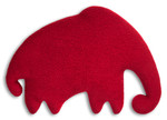 Warming pillow | Mammoth | big Colour: Sun 001