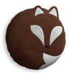 Cuddly cushion | Paco the fox | big Colour: Fire / Midnight